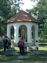 A szentkút Fotó: Kósa Károly/Verseghy Ferenc Könyvtár
